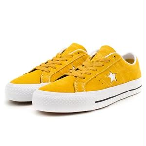 CONVERSE CONS ONE STAR (MINERAL YELLOW) 159511C
