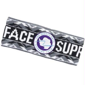 2017 SUPREME x THE NORTH FACE TRANS ANTARCTICA EXPEDITION HEADBAND