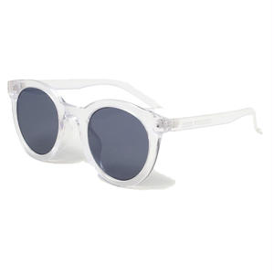 2ND FINGER SUNGLASSE (CLEAR x NAVY)