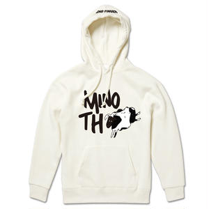 MINO THREAT KNIT FREECE PULL PARKA