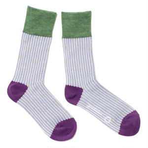 starlight sky socks / グリーン
