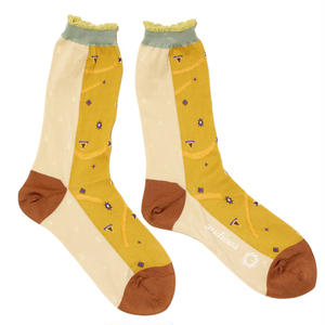 takaramono socks / イエロー