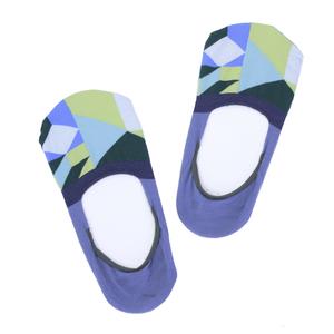 Rangiri socks / ブルー