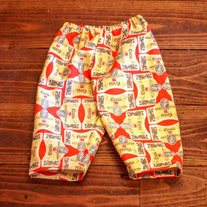 VINTAGE FABRIC Kids Easy Pants(Coors)