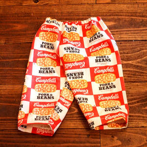 VINTAGE FABRIC Kids Easy Pants(Campbells)