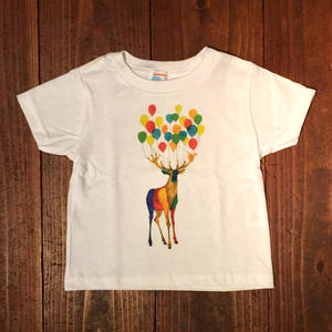 """LIM HOME"" ×""LUCY DESING"" Short Sleeve Tee(Kids)"
