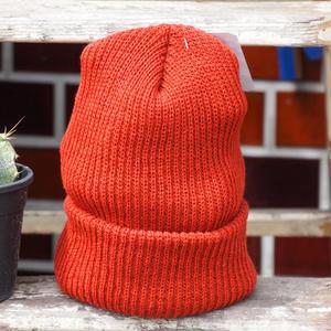 """""""Artex knitting mills"""" Knit Cap(RUST)"""