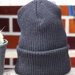 """""""Artex knitting mills"""" Knit Cap(BLACK)"""