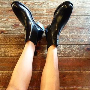 [SANDERS ] Chelsea Boot [BLACK]