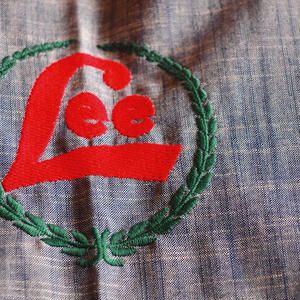 """LEE"" Kids Chambrey Apron"
