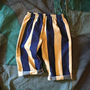 """ORIGINAL""Kids Easy Pants[Stripe]"