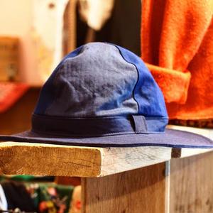 """LONGDISTANCE"" M't SCOUTS Remake Hat(EURO WORK)"