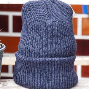 """""""Artex knitting mills"""" Knit Cap(NAVY)"""