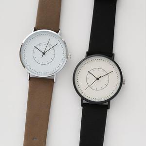 レザー シンプル 腕時計 メンズ レディース 兼用 ペアウォッチ