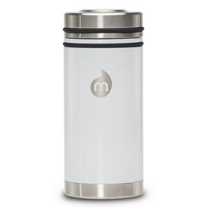 MIZU V5 WIDE Glossy White / w Stainless Lid