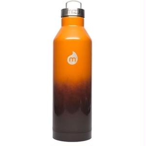 MIZUボトル V8 Glossy Brown Orange Fade
