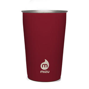 MIZU Party Cup Glossy Red