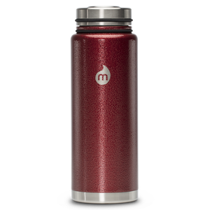 MIZU V12 WIDE  Red Hammer Paint / w Stainless Lid