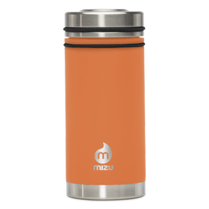 MIZU V5 WIDE Enduro Orange  / w New Stainless Lid
