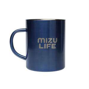 MIZU CAMP CUP MIZU LIFE STEEL BLUE