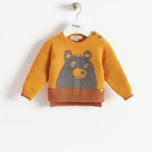 BEAR柄セーター(Kids)