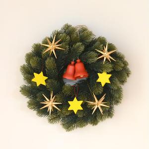 【クリスマス】オーナメント 赤いベル ( 小 )