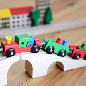 【MICKIパーツ】4人のり汽車