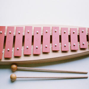 【鉄琴】【弾く・音階との出会い】メタルフォン NG10