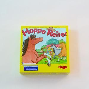 【3-99才】【簡単なすごろく遊び】パカパカお馬