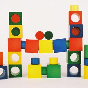 【8ヶ月〜】【積木】【はめ込み玩具】リグノ