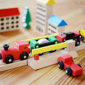 【MICKIパーツ】踏切とトラック