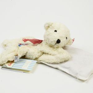 【0才〜】【赤ちゃん用枕】チェリーピロー くま