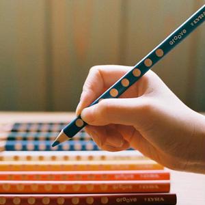 【3才~】【色鉛筆】 グルーヴ 10色セット