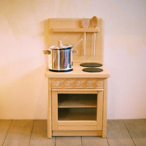 【2才〜】【ままごと用台所】ミニキッチン