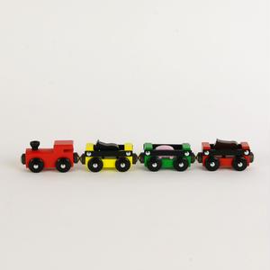 【MICKIパーツ】汽車と動物