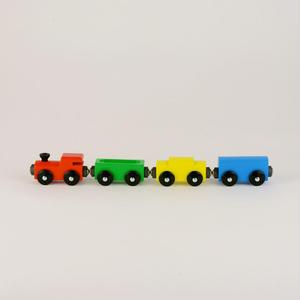 【MICKIパーツ】汽車4両
