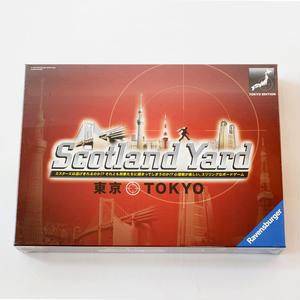 【8-99才】【頭を使うすごろく遊び】スコットランドヤード東京