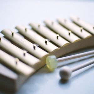 【鉄琴】【聴く・弾く】アウリスグロッケン ダイヤトニック8音