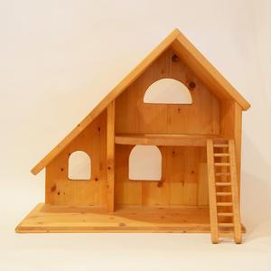 【3才〜:想像遊び・生活遊び】人形の家