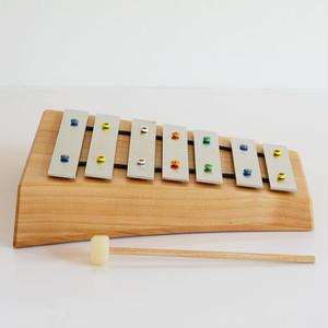 【鉄琴】【聴く・奏で遊び】コロイグロッケン カリヨン