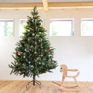 《オンラインショップ販売終了/店頭取り寄せ商品》【クリスマス】RSグローバルトレード クリスマスツリー 195cm