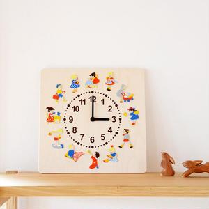 時計 子供の一日