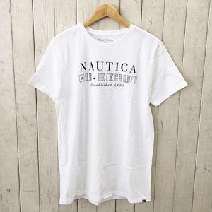 ☆モダンマリンスタイル☆NAUTICA【ノーティカ】S/S TEE V54700 WHITE