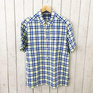 ☆モダンマリンスタイル☆NAUTICA【ノーティカ】半袖チェックシャツ W61278