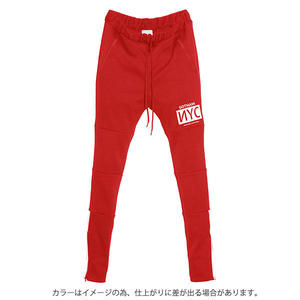 ☆OCEANS掲載アイテムNEW COLOR☆GOTHAM【ゴッサム】GO-084 スキニージャージ RED-WHITE