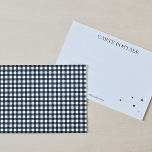 postcard ★ carreaux