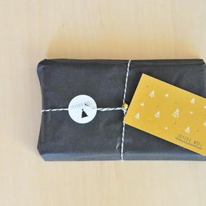 Joyeux noël★sticker&messagecard(Jaune)