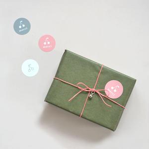 petite cerise ★ sticker3種 (計30枚入り)