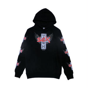 SEXTOWN HOODY BLACK