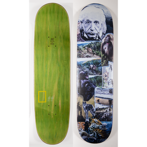 SCUMCO & SONS DAVE ABAIR NATIONAL GEPGRAPHIC DECK